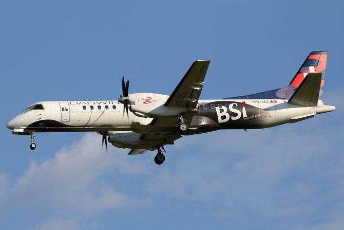 HB-IZZ Saab 2000 2000-048 Darwin Airline