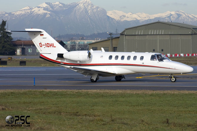 D-IOHL Ce525A 525A-0233 Ohlair Charterflug GmbH & Co.