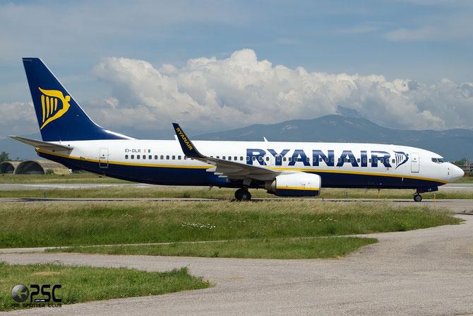 Boeing 737 Next Gen - MSN 33596 - EI-DLR @ Aeroporto di Verona © Piti Spotter Club Verona