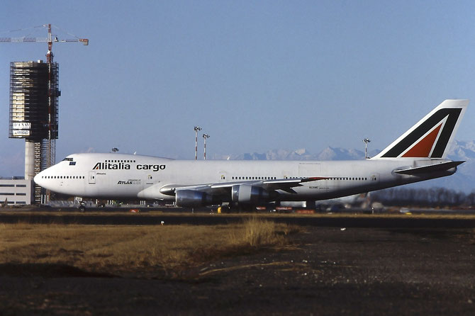 N535MC B747-2F6BF 21833/423 Atlas Air