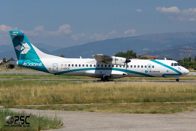 ATR 42/72 - MSN 668 - I-ADCE @ Aeroporto di Verona © Piti Spotter Club Verona