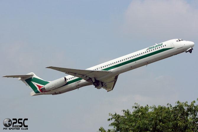 McDonnell Douglas MD-80/90 - MSN 53203 - I-DANR  (new c/s) @ Aeroporto di Verona © Piti Spotter Club Verona