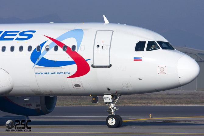 Airbus A320 - MSN 203 - VP-BPV  @ Aeroporto di Verona © Piti Spotter Club Verona