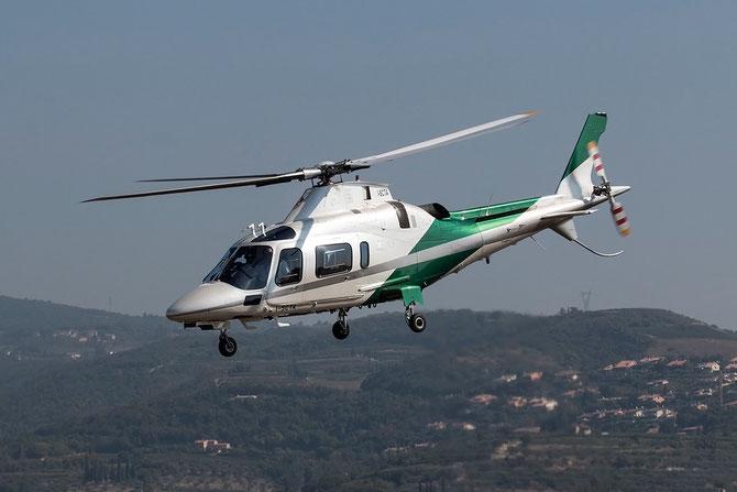 I-SCTA - AgustaWestland AW-109E Power Elite  @ Aeroporto Verona Boscomantico © Piti Spotter Club Verona