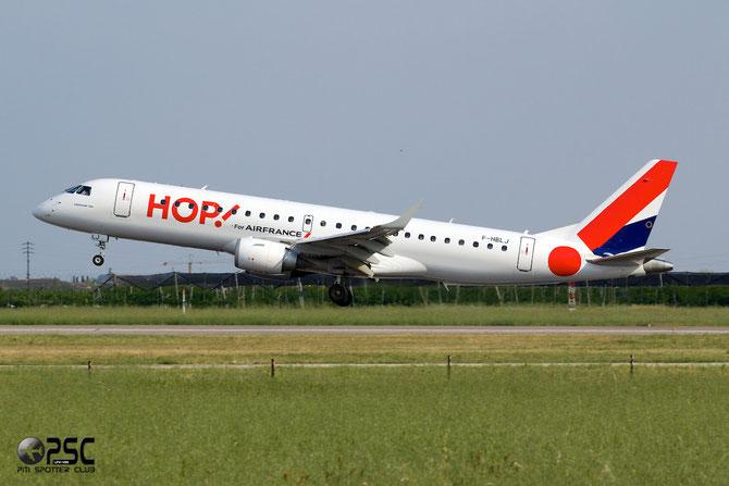 F-HBLJ ERJ190STD 19000311 HOP!