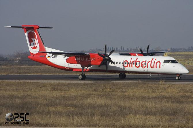 D-ABQA DHC-8-402 4223 Air Berlin