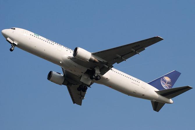 I-AIGG B767-304ER 28041/614 Saudia - Saudi Arabian Airlines