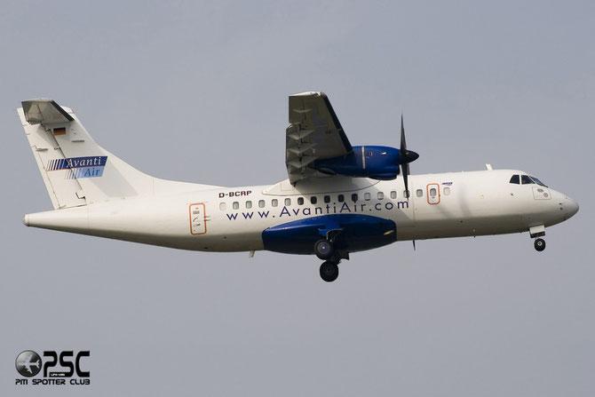 D-BCRP ATR42-300QC 158 Avanti Air