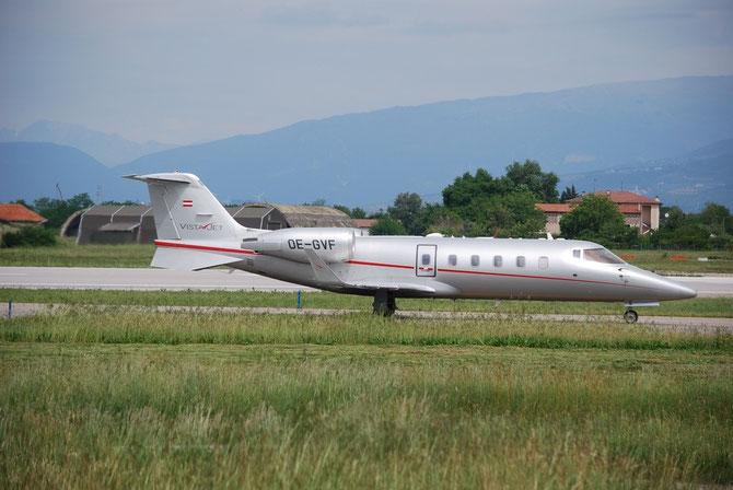 OE-GVF Learjet 60XR 60-401 VistaJet