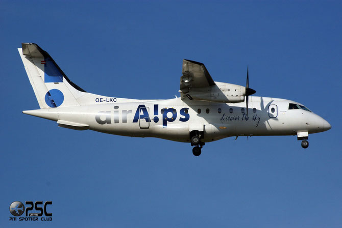 OE-LKC Do328-110 3119 Air Alps