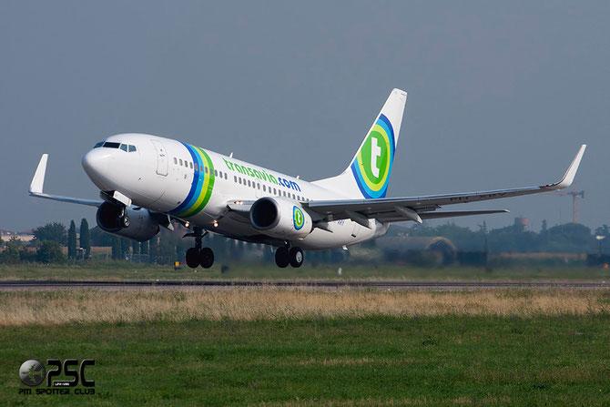Boeing 737 Next Gen - MSN 33463 - PH-XRY  @ Aeroporto di Verona © Piti Spotter Club Verona