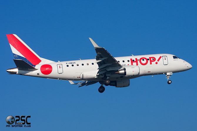 Embraer 170/175 - MSN 237 - F-HBXA (Hop! c/s) @ Aeroporto di Verona © Piti Spotter Club Verona