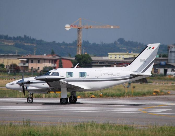 I-PALS PA-31T 31T-7620005 Soc PAL Srl