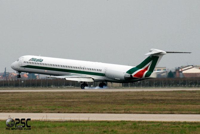 McDonnell Douglas MD-80/90 - MSN 53055 - I-DACU  @ Aeroporto di Verona © Piti Spotter Club Verona