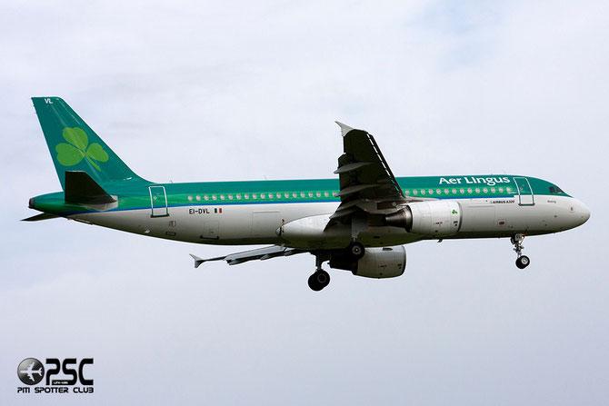 Airbus A320 - MSN 4678 - EI-DVL @ Aeroporto di Verona © Piti Spotter Club Verona