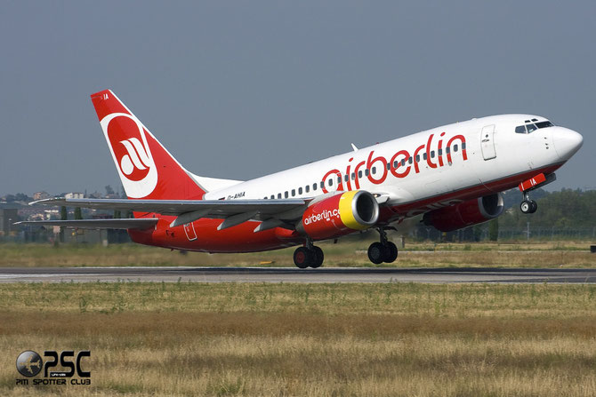 D-AHIA B737-73S 29082/229 Air Berlin