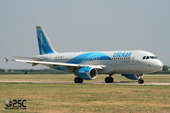 Airbus A320 - MSN 3376 - EC-KLT @ Aeroporto di Verona © Piti Spotter Club Verona