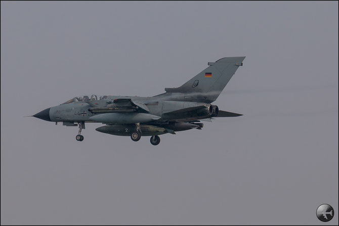 Germany - 44+23 Tornado IDS 313/GS085/4123 TLG33 © Marco Sangrigoli - Piti Spotter Club Verona