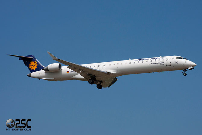 Canadair Regional Jet - MSN 15073 - D-ACKB  @ Aeroporto di Verona © Piti Spotter Club Verona
