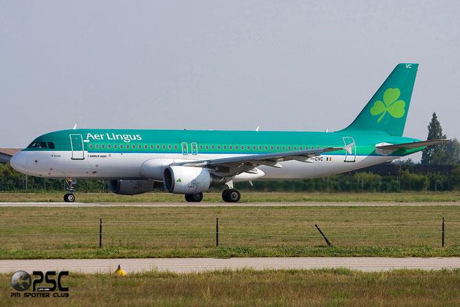 Airbus A320 - MSN 1443 - EI-CVC @ Aeroporto di Verona © Piti Spotter Club Verona