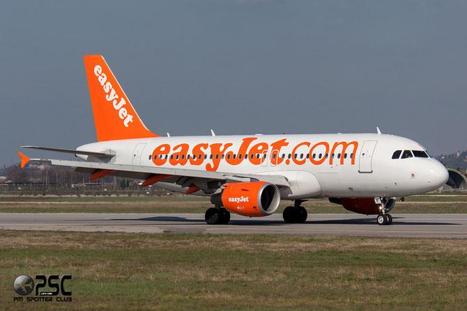 Airbus A319 - MSN 2514 - G-EZIP @ Aeroporto di Verona © Piti Spotter Club Verona