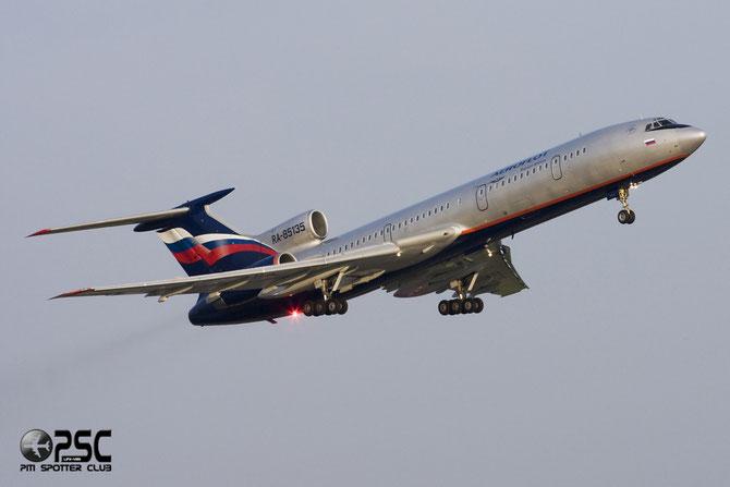 Aeroflot - Tupolev Tu-154M - RA-85135 @ Aeroporto di Verona © Piti Spotter Club Verona