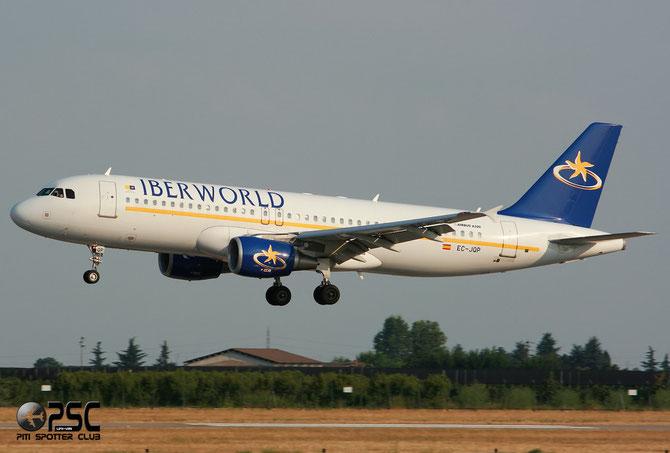 C-JQP A320-214 2745 Iberworld Airlines