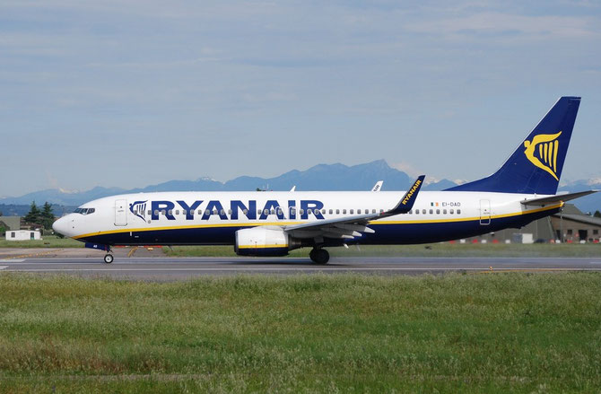 EI-DAD B737-8AS 33544/1249 Ryanair