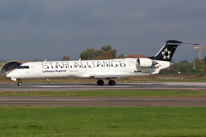 Canadair Regional Jet - MSN 10100 - D-ACPS  @ Aeroporto di Verona © Piti Spotter Club Verona