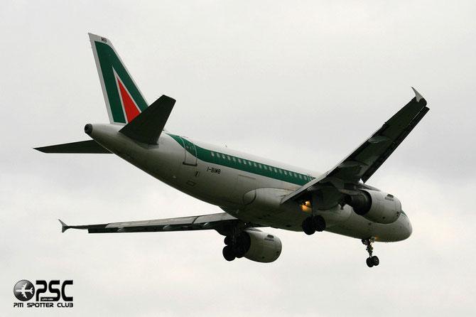 Airbus A319 - MSN 2033 - I-BIMB @ Aeroporto di Verona © Piti Spotter Club Verona