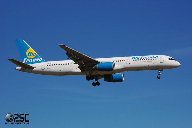 OH-AFI B757-2K2 26330/717 Air Finland