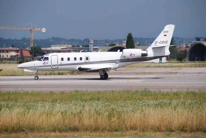 D-CRIS IAI1125SPX 107 Challenge Air GmbH