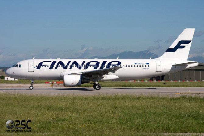 OH-LXF A320-214 1712 Finnair