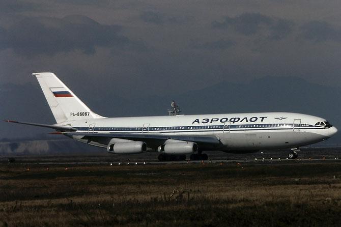 51483204034 Il-86 RA-86067 Aeroflot Rus. Al