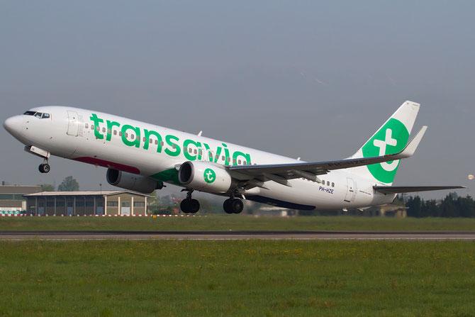 PH-HZE B737-8K2 28377/277 Transavia Airlines @ Aeroporto di Verona © Piti Spotter Club Verona