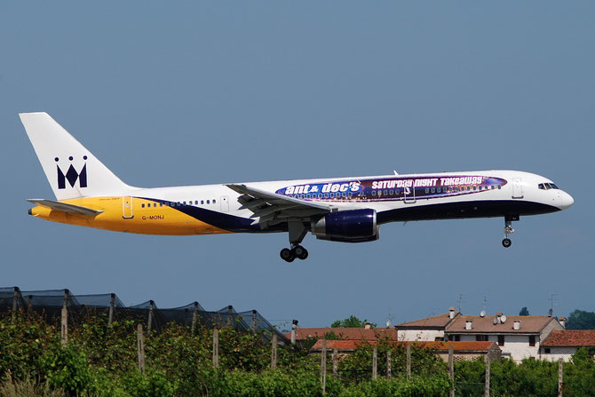 G-MONJ B757-2T7ER 24104/170 Monarch Airlines