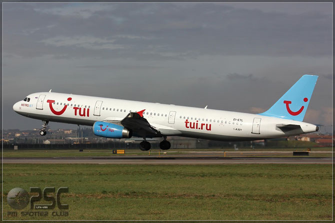 Airbus A321 - MSN 954 - EI-ETL  @ Aeroporto di Verona © Piti Spotter Club Verona