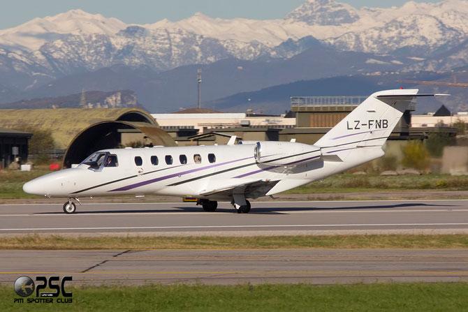 LZ-FNB Ce525A (CJ2+) 525A-0398 Avio Delta
