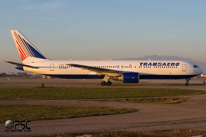 Boeing 767 - MSN 29383 - EI-UNE @ Aeroporto di Verona © Piti Spotter Club Verona