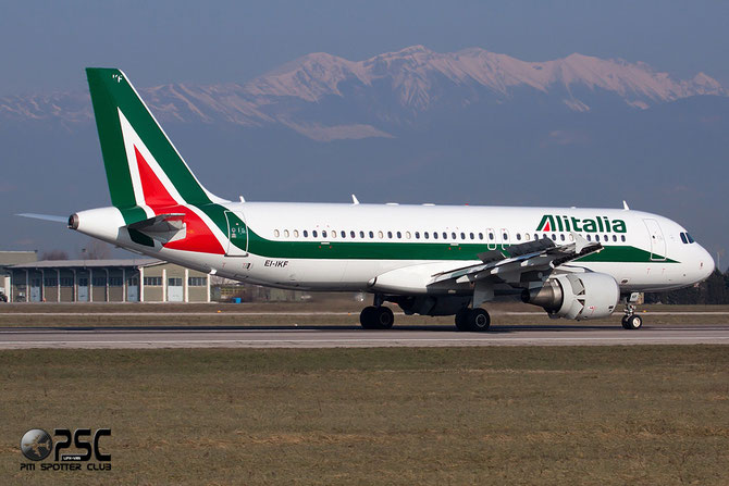 Airbus A320 - MSN 1473 - EI-IKF  @ Aeroporto di Verona © Piti Spotter Club Verona