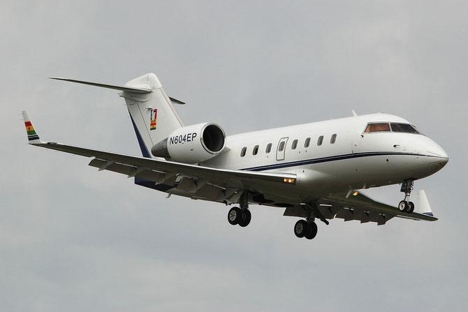 N604EP CL-604 5462 Bank of Utah @ Aeroporto di Verona © Piti Spotter Club Verona