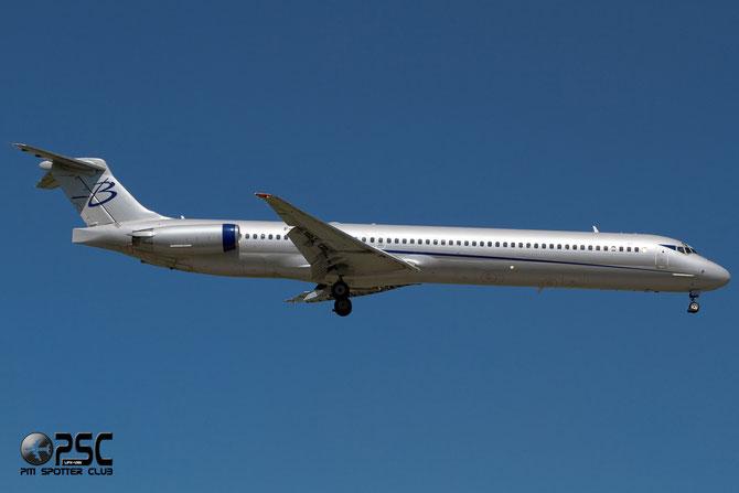 F-GMLK MD-83 49672/1494 Blue Line