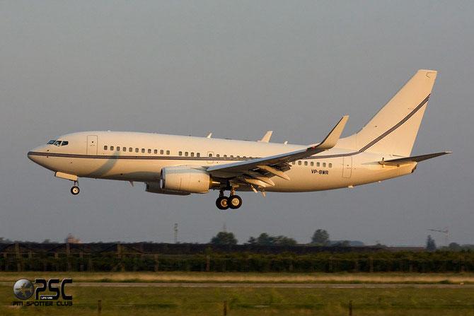 VP-BWR B737-79T 29317/265 @ Aeroporto di Verona © Piti Spotter Club Verona