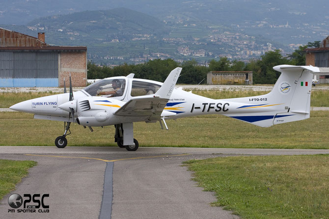 I-TFSC - Diamond DA 42 Twin Star