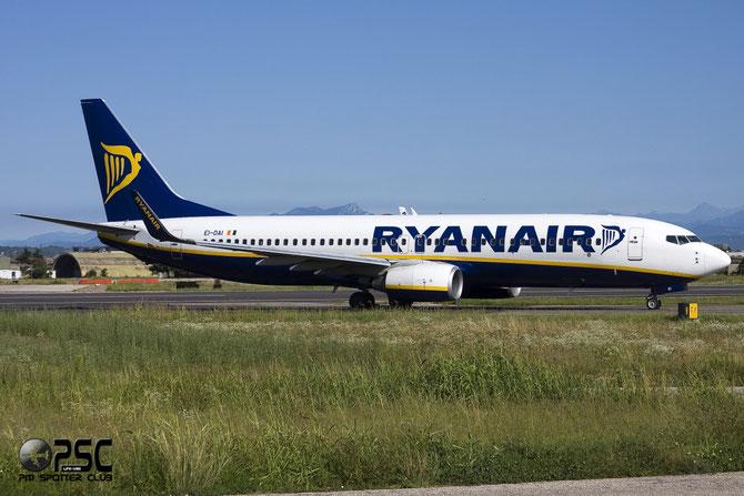 Boeing 737 Next Gen - MSN 33547 - EI-DAI @ Aeroporto di Verona © Piti Spotter Club Verona