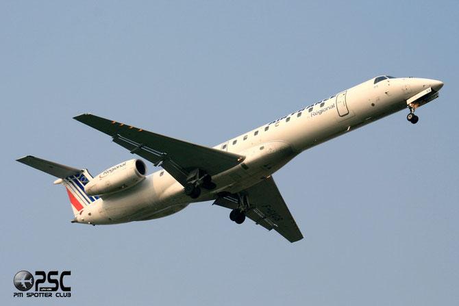 Embraer 135/145 - MSN 385 - F-GVGS @ Aeroporto di Verona © Piti Spotter Club Verona