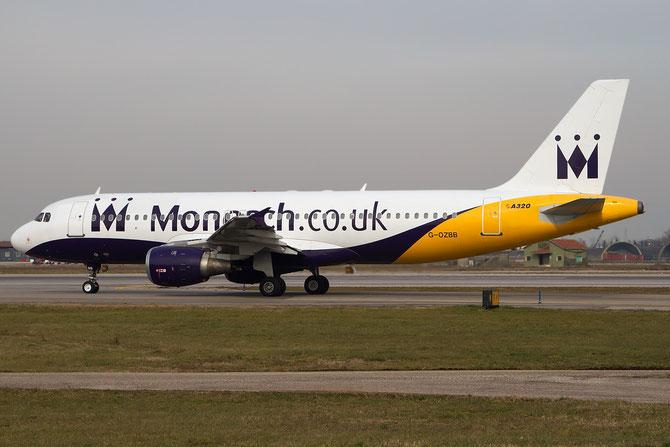 Airbus A320 - MSN 389 - G-OZBB  @ Aeroporto di Verona © Piti Spotter Club Verona
