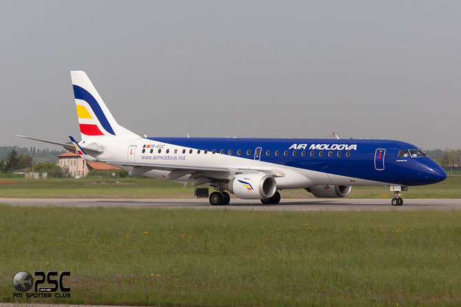 ER-ECC ERJ190LR 19000130 Air Moldova