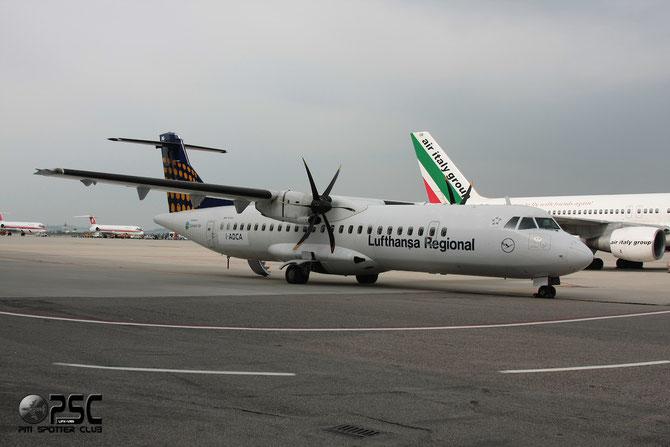 ATR 42/72 - MSN 658 - I-ADCA (Lufthansa Regional Livery) @ Aeroporto di Verona © Piti Spotter Club Verona