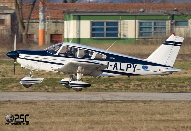 I-ALPY Piper PA-28-180 Cherokee P28A 28-5843